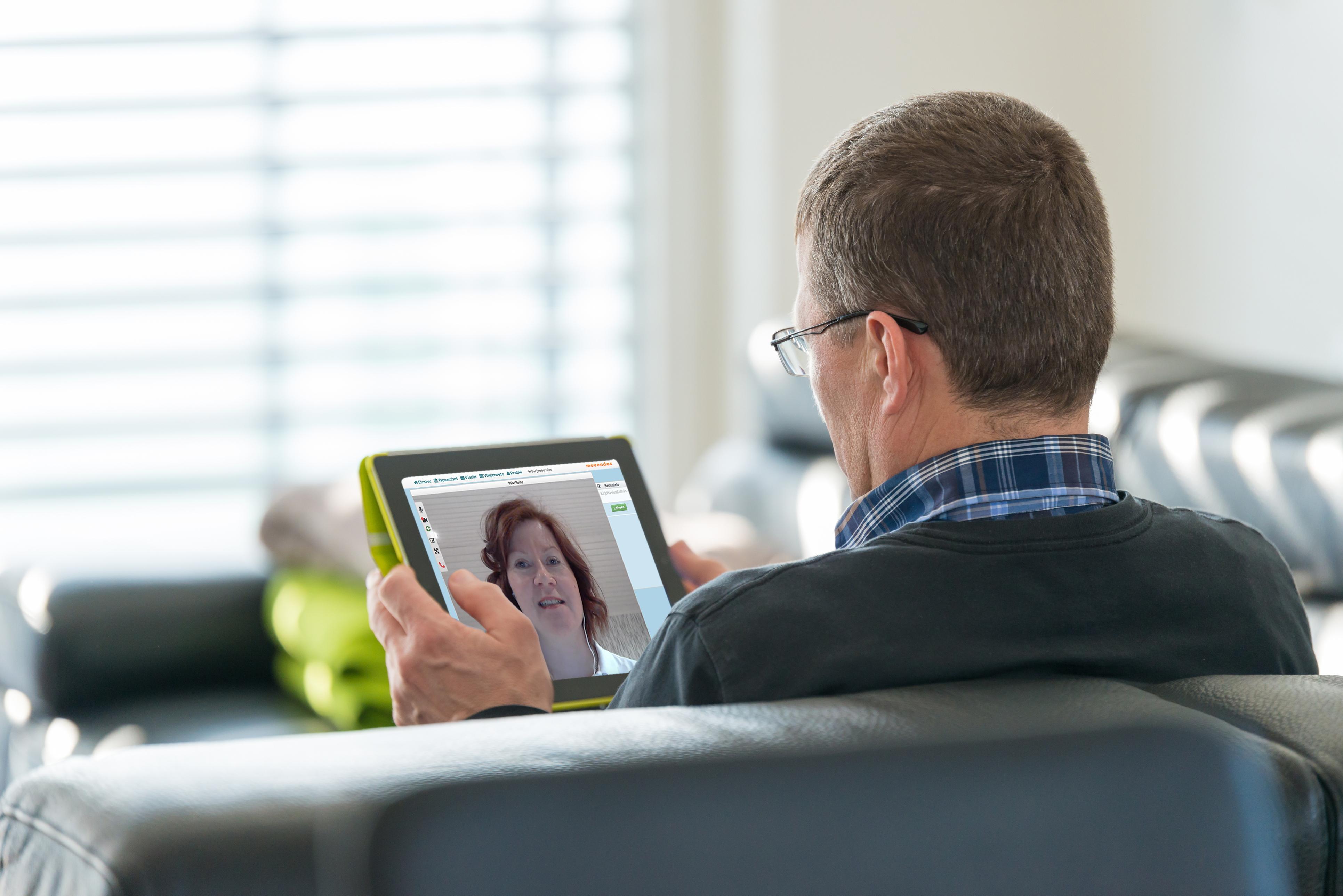 TIEDOTE: Hyvä terveydenhuollon digitalisaatio ei jätä ihmistä yksin – Suomalaisten terveyden parantamiseen on yksinkertainen keino