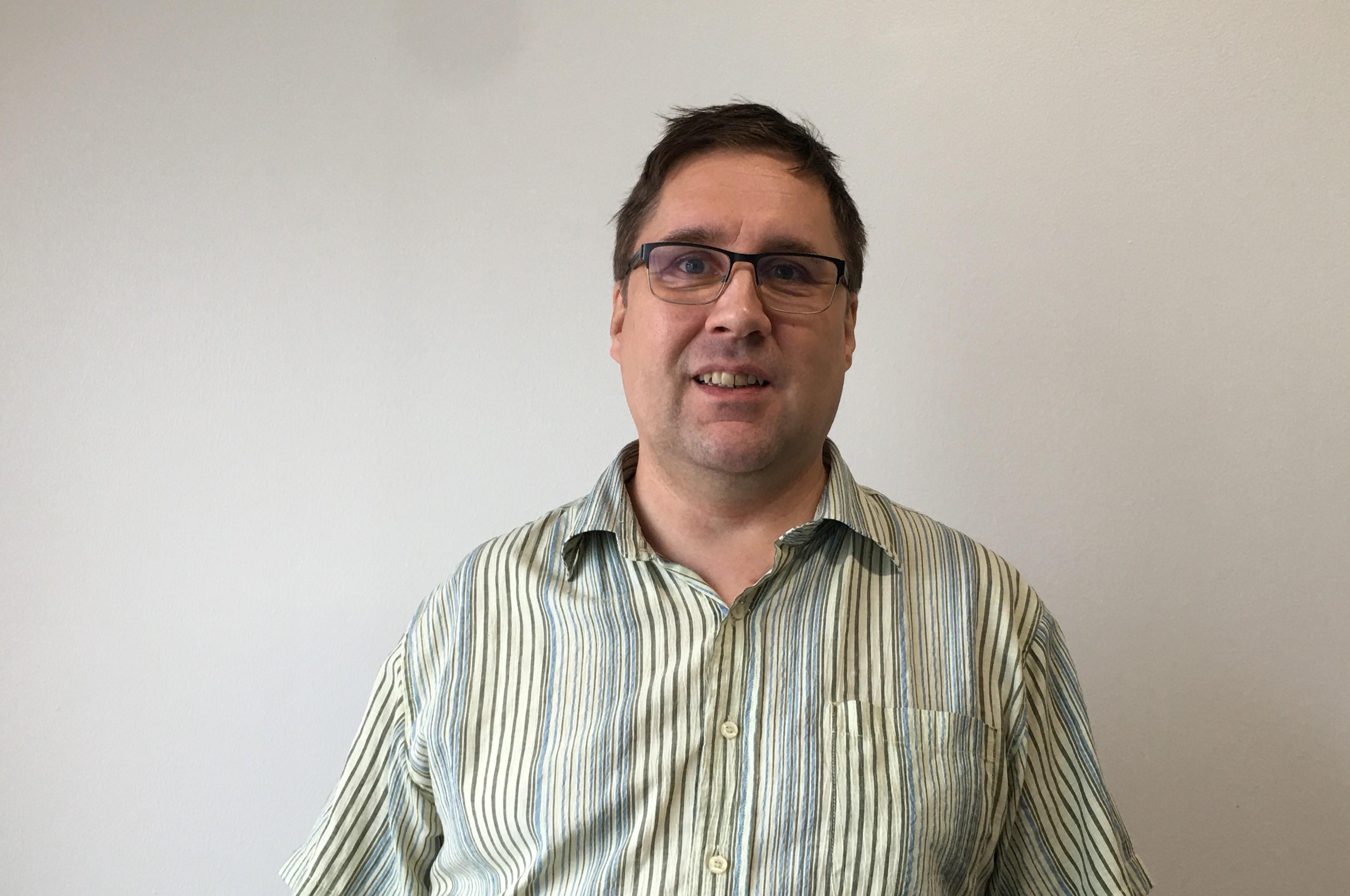 Perttu Piirto aloitti ohjelmistosuunnittelijana Movendoksella