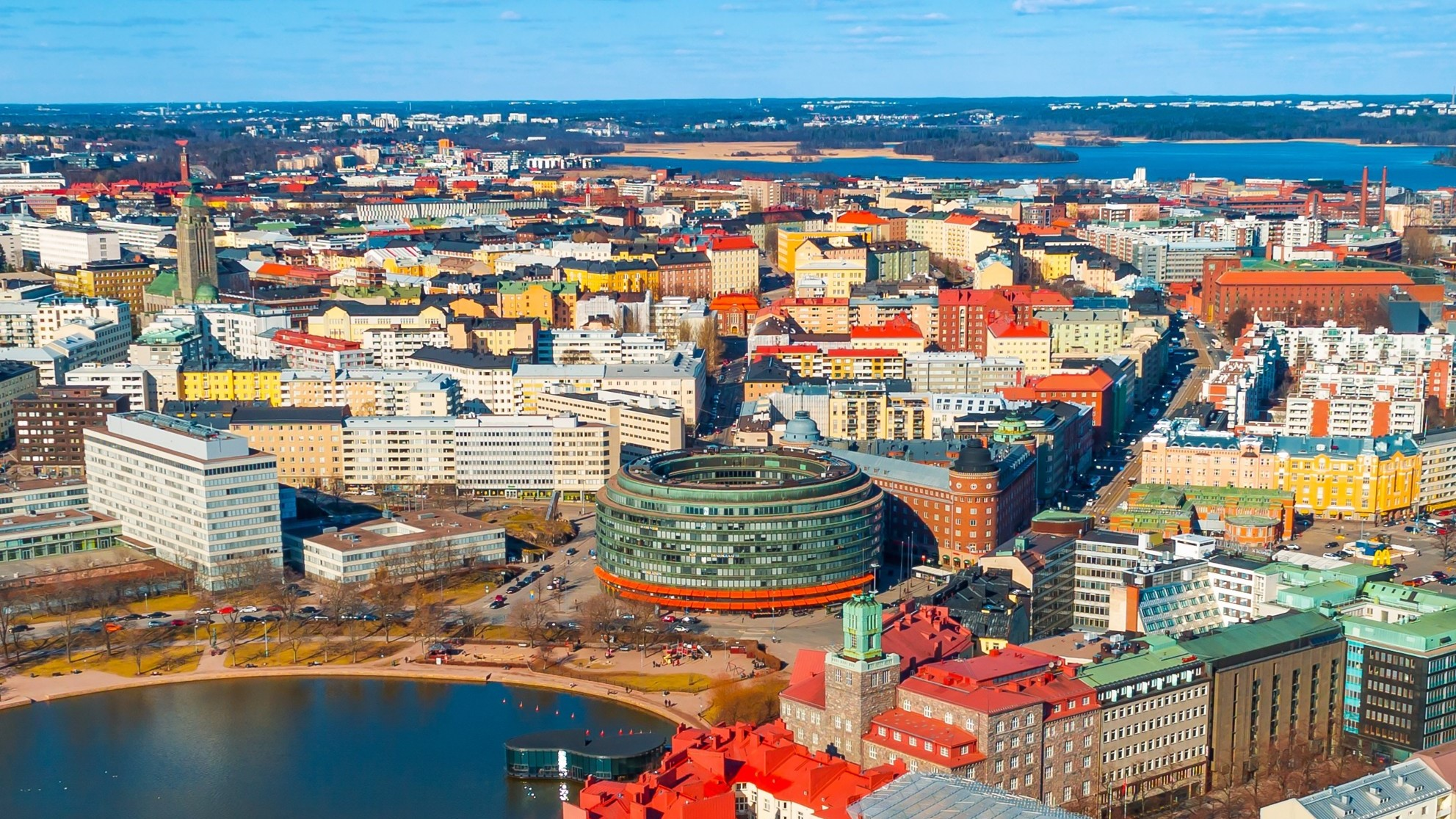Occupational Health Helsinki serves customers with clear service paths and focus on impact