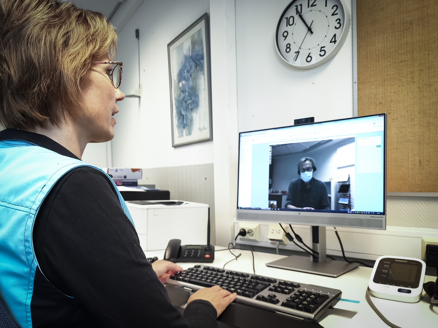 Härmämedi – digitaalisen etäasioinnin ratkaisut tukevat laadukasta lähivastaanottopalvelua